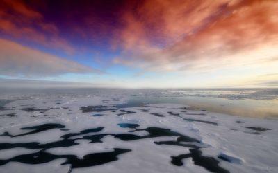 Científicas españolas en la Antártida