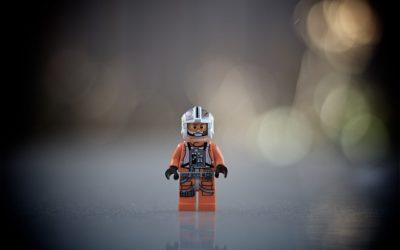 Las mujeres científicas de LEGO