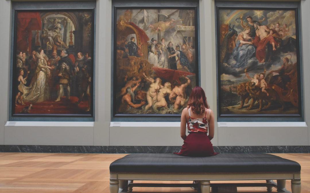 """Recuperación de la historia de las mujeres artistas con la exposición """"Muerte a los grandes relatos"""""""