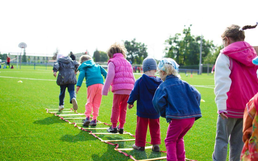 La coeducación también traspasa la educación física