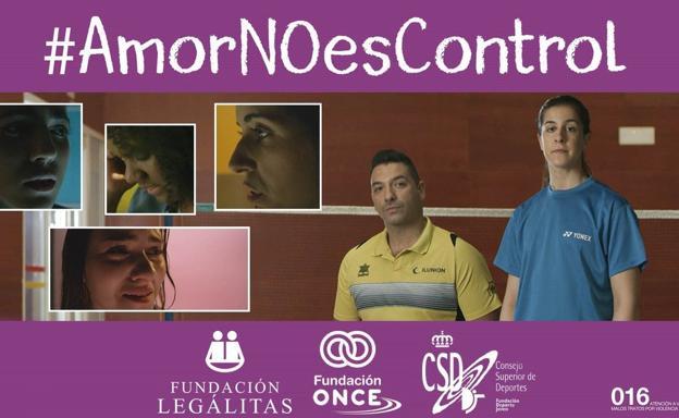 """Campaña """"Amor no es control"""""""
