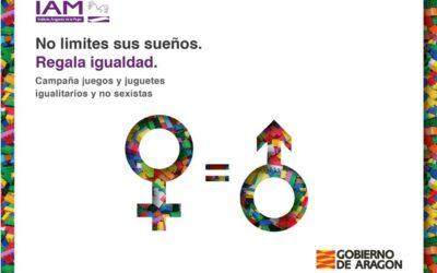 La igualdad no es un juego