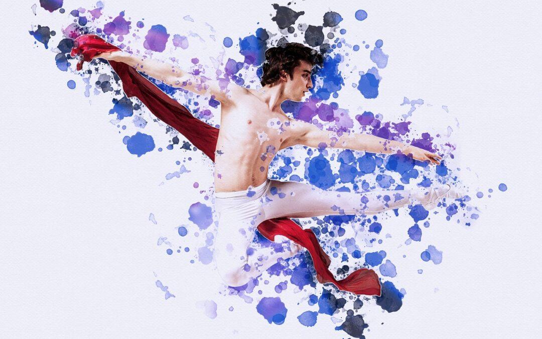 El mundo del ballet baila en apoyo al príncipe George de Inglaterra