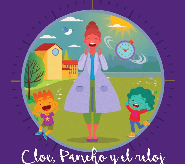 """Os presentamos: """"Cloe, Pancho y el reloj"""""""