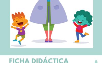 """Presentación de la Ficha didáctica del cuento """"Cloe, Pancho y el reloj"""""""