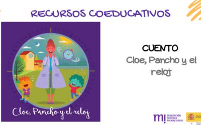 Recurso coeducativo: Cloe, Pancho y el reloj.