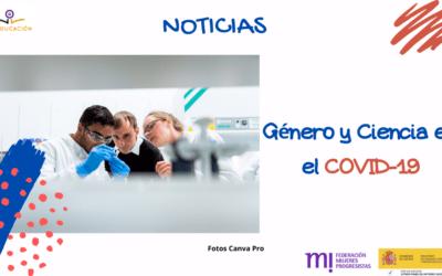 Género y ciencia frente al coronavirus