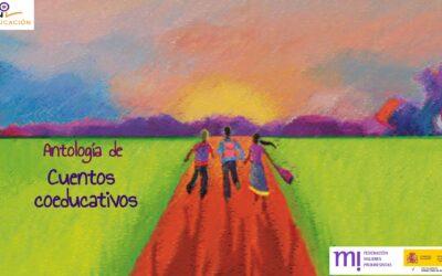 """Os presentamos nuestra """"Antología de cuentos coeducativos"""""""